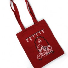 Nandi Bag - Red